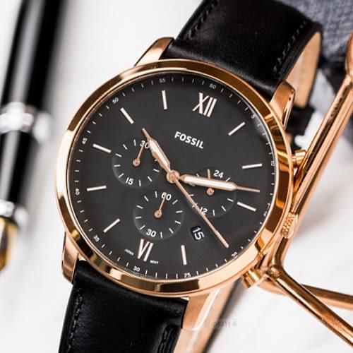 FOSSIL 極致品味時尚紳士腕錶 FS5381 熱賣中!