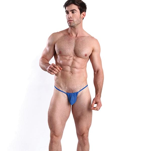 【靜海藍】澳洲 COCKSOX 舒適大囊袋 極限丁字G弦褲 SLINGSHOT CX14 TRANQUIL BLUE 凸顯您的男性雄風