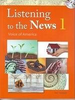 二手書博民逛書店《Listening to the News 1 Student