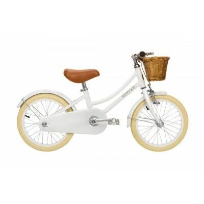 德國 BANWOOD CLASSIC 16″ 腳踏車-牛奶白
