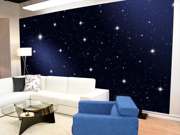 【ARDENNES】防水壁貼 壁紙 牆貼 / 霧面 亮面 / 星星宇宙系列 NO.R005-Z