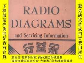 二手書博民逛書店1948年罕見無線電集 RADⅠO DⅠAGRAMSY3670