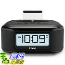 [美國直購] iHome iPL23 Stereo FM Clock with Lightning Dock Charge/Play for iPhone 5/5S 6/6Plus 6S/6SPlus 收音機