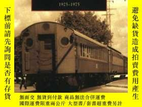 二手書博民逛書店Revisiting罕見the Long Island Rail Road, 1925-1975 (Images
