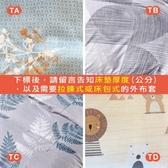 【外布套】單人加大/乳膠床墊/記憶/薄床墊專用外布套 -100%萊賽爾天絲 - 訂作-溫馨時刻1/3