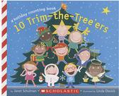 【麥克 】10 TRIM THE TREE 39 ERS A HOLIDAY COUNTING BOOK 平裝繪本《主題聖誕節》