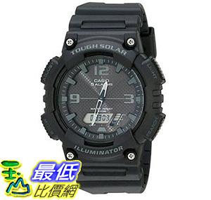 [美國直購] 手錶 Casio AQS810W-1A2V Solar Ana-Digi Sports Wrist Watch