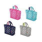日本CB Japan 水玉點點保溫托特手提袋4L(共4色) 野餐袋 環保袋 購物袋 保溫保冷 部落客愛用 好生活