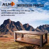 ALMI DOCKER PROFILE- PRO COFFEE TABLE 工業風咖