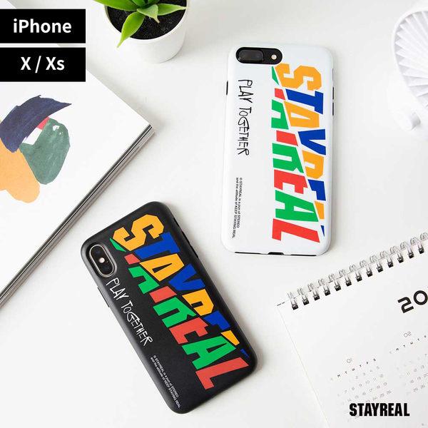 STAYREAL 玩在一起手機保護殼 - iPhone X / Xs