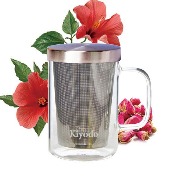 【Kiyodo】美心泡茶杯500ml