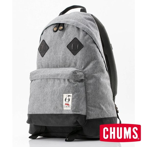 CHUMS 日本 Bozeman 後背包 灰色-CH602396G005