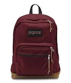 JANSPORT RIGHT PACK (促銷價) 麂皮後背包-聖誕紅 JS43969