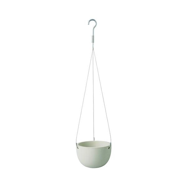 日本KINTO PLANT POT盆栽吊籃14cm-米色