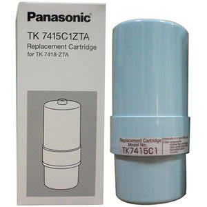國際牌 Panasonic 電解水機濾心TK-7415C1ZTA / TK7415C1 適用機型 TK-7418 / TK7418【公司貨】