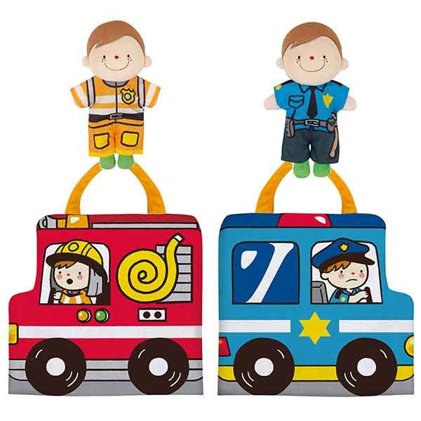 《K's Kids奇智奇思》角色扮演遊戲組︰警察和消防員