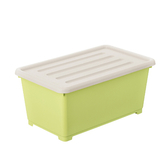 日本JEJ Pianta拼搭組合收納箱/ 64深 2入 4色可選抹茶綠