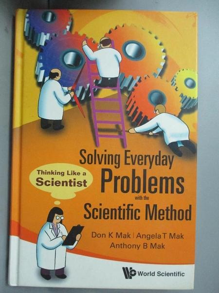 【書寶二手書T1/科學_YEX】Solving Everyday Problems...-Thinking Like a..._Mak