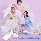 裙子 Hello Kitty x Ruby 聯名款.星空刺繡紗裙長裙-Ruby s 露比午茶
