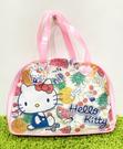 【震撼精品百貨】Hello Kitty_凱蒂貓~日本SANRIO三麗鷗KITTY防水手提包/透明防水包-熱帶水果#07532
