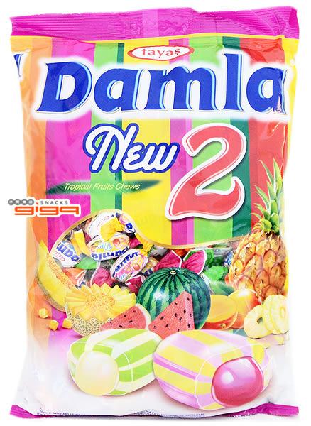 【吉嘉食品】土耳其 Damla黛瑪拉雙色什錦軟糖 300公克58元,另有什錦軟糖{8690997155672}[#300]