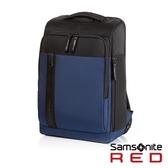 Samsonite RED  ELIUN  簡約休閒中性筆電後背包M 15.6吋 (海軍藍)