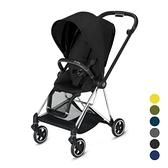 Cybex MIos 輕便型4輪嬰兒手推車=銀管黑色手把=(含轉接器/雨罩)(6色可選)