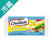 芝司樂高鈣起司-低脂24片500g【愛買冷藏】