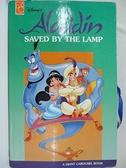【書寶二手書T8/少年童書_D3F】Aladdin_Disney s