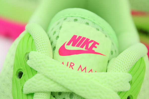 NIKE AIR MAX 90 BR 跑鞋 童鞋 綠色 大童 no389