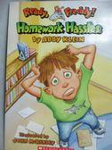 【書寶二手書T6/原文小說_MQP】Homework Hassles_Klein, Abby/ McKinley, Jo