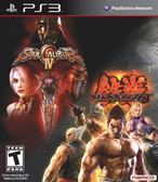 PS3 Tekken 6/Soulcalibur 4 Bundle 鐵拳 6 & 劍魂 4(美版代購)