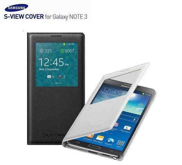 【免運】三星 Note3 原廠皮套 S-VIEW視窗智能感應N900 N9000 N9005 LTE【東訊、三星原廠盒裝公司貨】