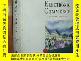 二手書博民逛書店Electronic罕見Commerce (second edition) 16開Y5460 Gary P.S