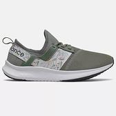 New Balance B 女鞋 慢跑 襪套 輕量 緩衝 綠【運動世界】WNRGSBF1
