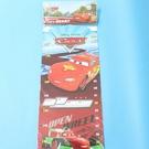 CARS汽車總動員造型身高尺 QL026 兒童身高尺 壁貼身高尺 量身尺/一個入{促120}~正版授權~
