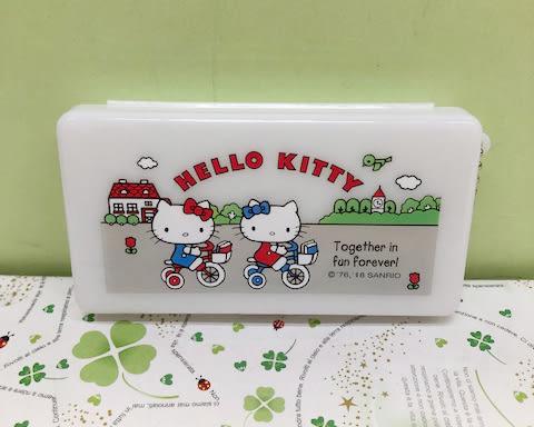 【震撼精品百貨】Hello Kitty 凱蒂貓~Sanrio HELLO KITTY可愛圖案OK蹦~附盒#20308