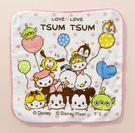 【震撼精品百貨】迪士尼Q版_tsum tsum~迪士尼日本Q版方巾/毛巾-氣球#08252