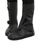雨易思 高筒防水鞋套一體成型加厚耐磨成人...