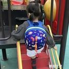 防走失小恐龍幼兒園書包男寶寶1-3歲卡通背包男女嬰幼兒防走丟包『潮流世家』
