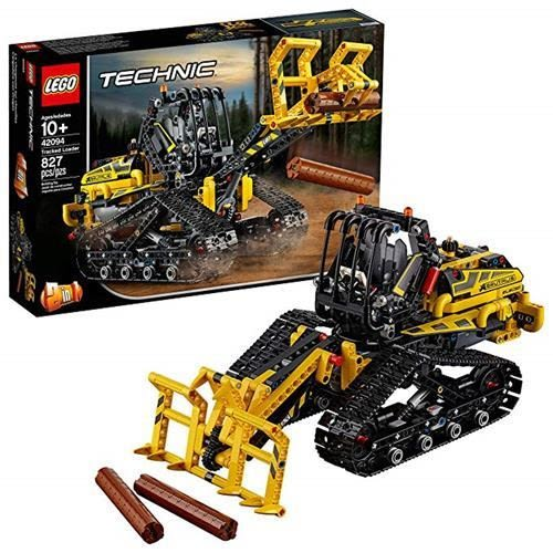 LEGO 樂高  Technic Tracked Loader 42094 Building Kit , New 2019 (827 Piece)