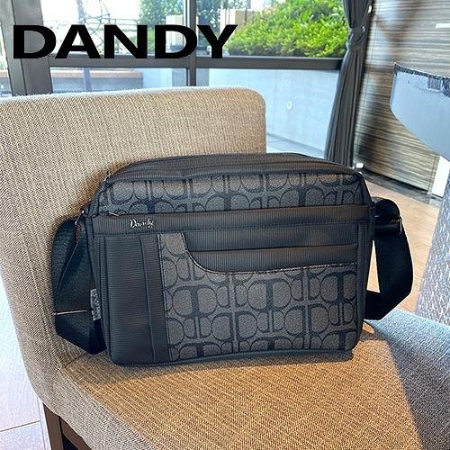 DANDY 滿版型男款時尚側背包 NO:S9215