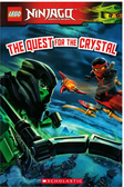 LEGO NINJAGO (樂高旋風忍者) Reader 14: The Quest For The Crystal