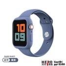 apple watch蘋果手表保護殼液態硅膠表帶iwatch錶帶【邦邦男裝】