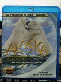 挖寶二手片-Q00-962-正版BD【阿拉斯加 野生動物的精神】-藍光影片