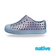 native 小童鞋 JEFFERSON 小奶油頭鞋-極光紫