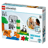 樂高積木 LEGO《 LT45012 》Duplo Education 得寶教育系列 - 野生動物套裝 / JOYBUS玩具百貨