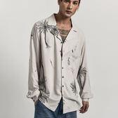 ONETEASPOON PALM ISLAND DANDY SHIRT 襯衫-男(白)