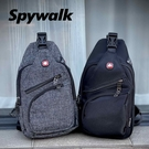 SPYWALK百搭款紅十字單肩包NO:S5320