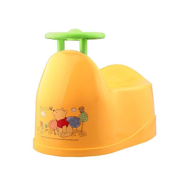【ViVibaby】Pooh幼兒便器 (維尼黃) (藍色DSM70020)(綠色DSM70020)